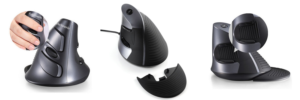 souris verticale ergonomique ZeleSouris