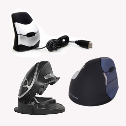 meilleures souris verticales ergonomiques